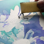 zoom aquarelle art drawing-gum