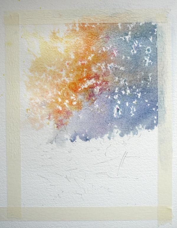 rehausse des couleurs