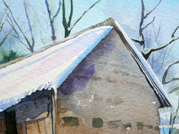 aquarelle-watercolor-baraque-neige-38