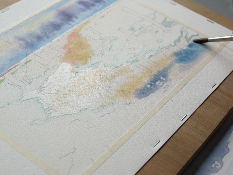 13-aquarelle-paysage-neige